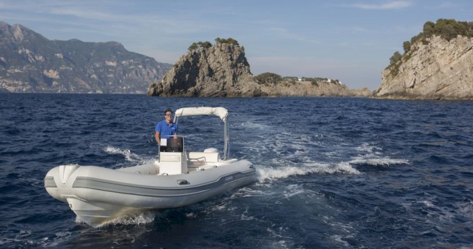 Hire RIB with or without skipper Predator Positano