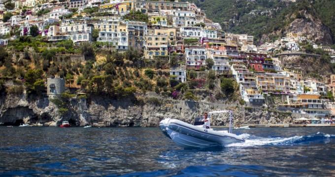 Boat rental Predator 540 in Positano on Samboat