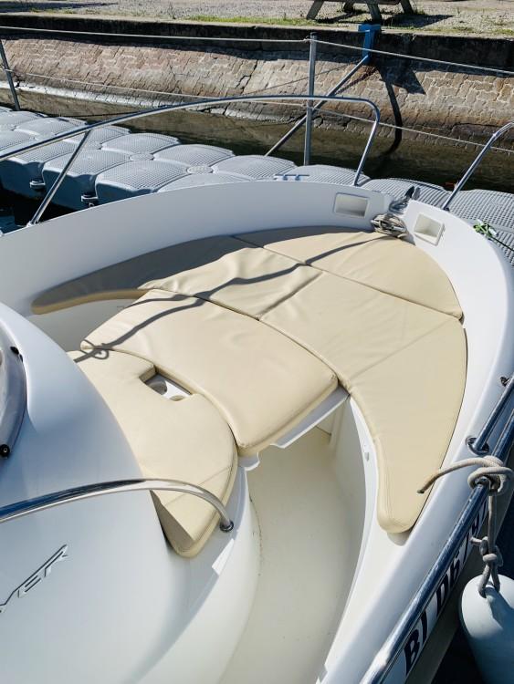 Rental Motorboat in Marseillan - Bénéteau Flyer 5.50
