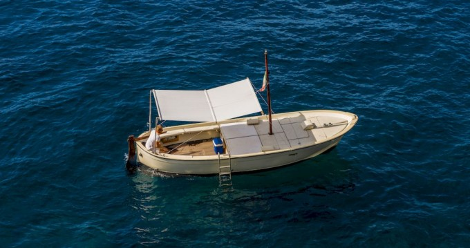 Hire Motorboat with or without skipper Nautica Esposito Positano
