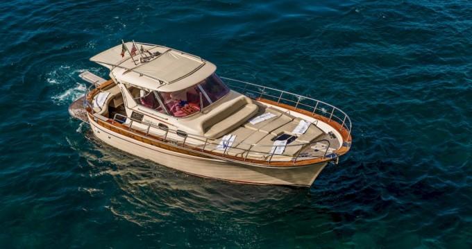 Rental yacht Positano - Fratelli Aprea Sorrento 32 Cabin on SamBoat