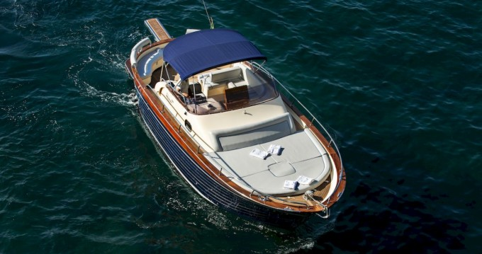 Rental Motorboat in Positano - Apreamare Apreamare 100