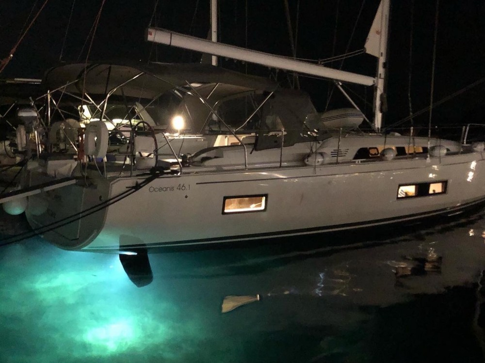 Boat rental Álimos cheap Oceanis 461