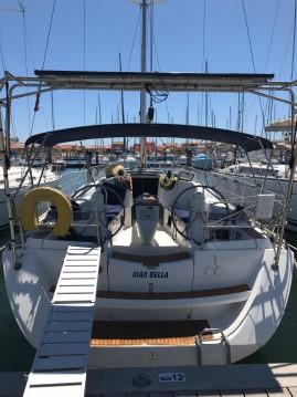 Boat rental Jeanneau Sun Odyssey 39i in Leucate on Samboat