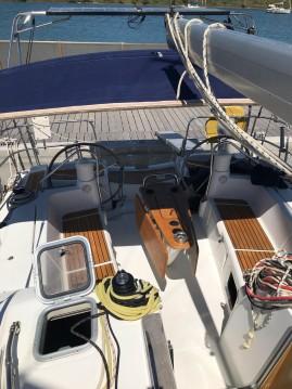 Boat rental Leucate cheap Sun Odyssey 39i