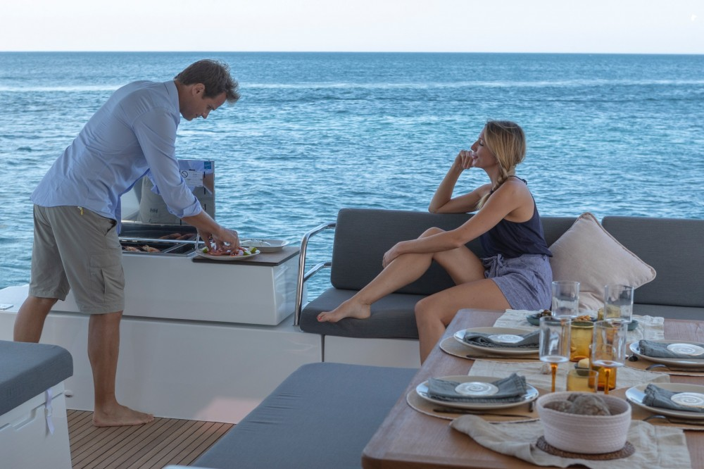 Fountaine Pajot Fountaine Pajot Astrea 42 - 4 + 2 cab. between personal and professional Split