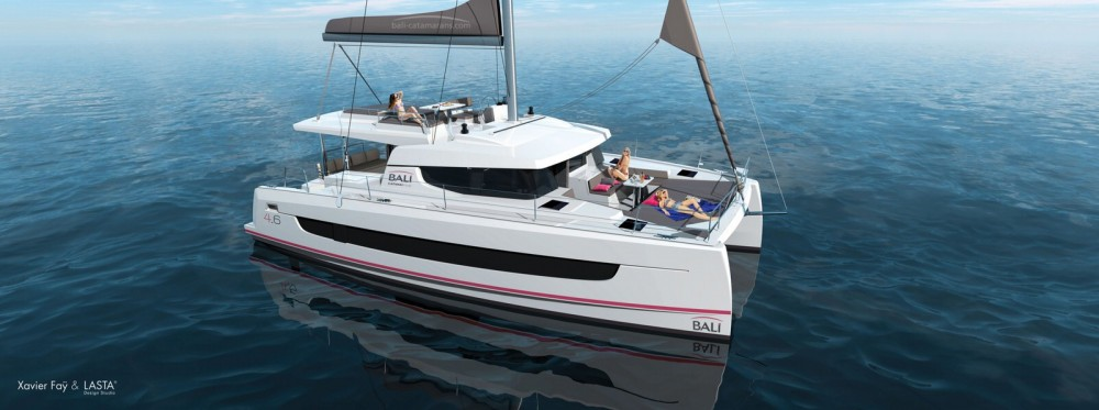Rental yacht New York - Bali Catamarans Bali 4.6 on SamBoat