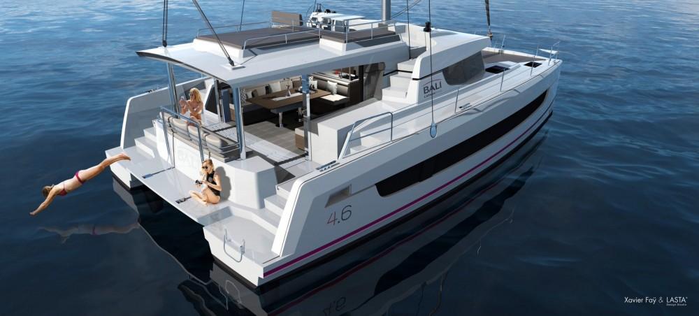 Rental Catamaran in New York - Bali Catamarans Bali 4.6