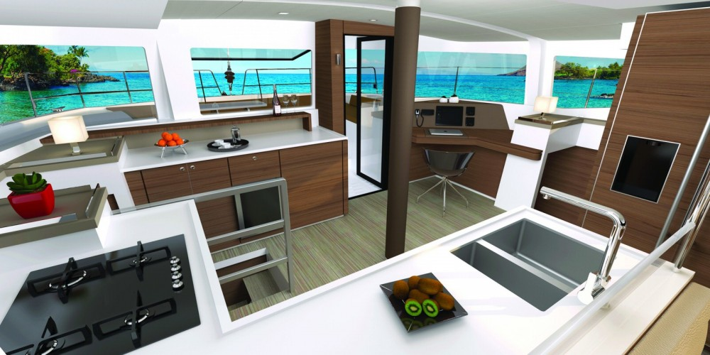 Hire Catamaran with or without skipper Bali Catamarans New York
