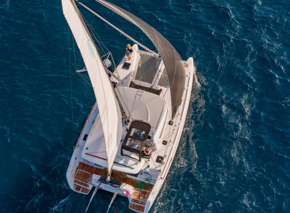 Catamaran for rent New York at the best price