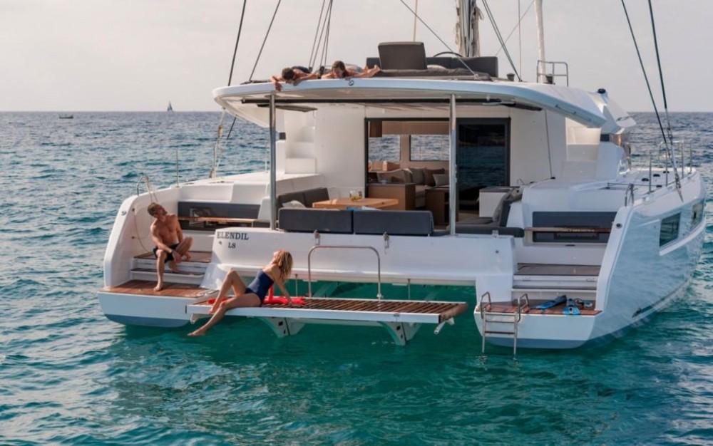 Rental yacht  - Lagoon Lagoon 50 on SamBoat