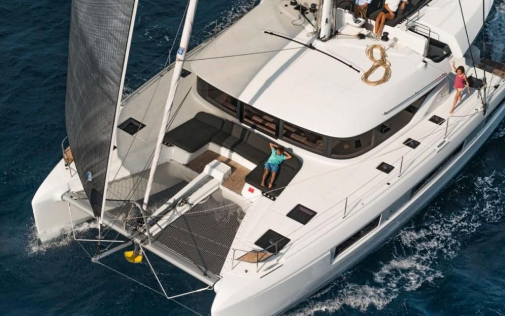 Rental Catamaran in  - Lagoon Lagoon 50