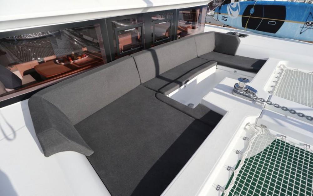 Rental yacht New York - Lagoon Lagoon 450 on SamBoat