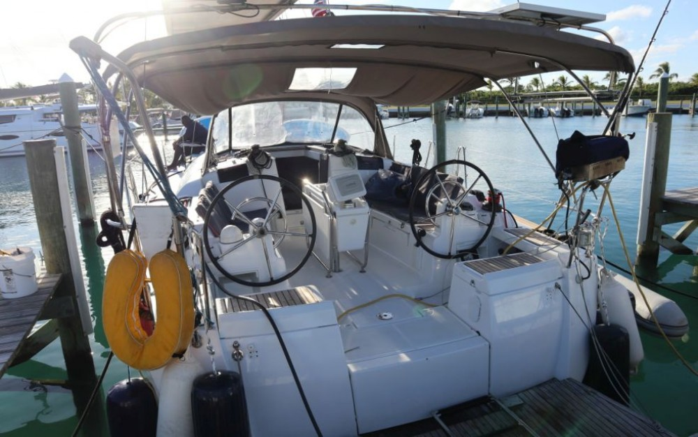 Jeanneau Sun Odyssey 419 between personal and professional New York