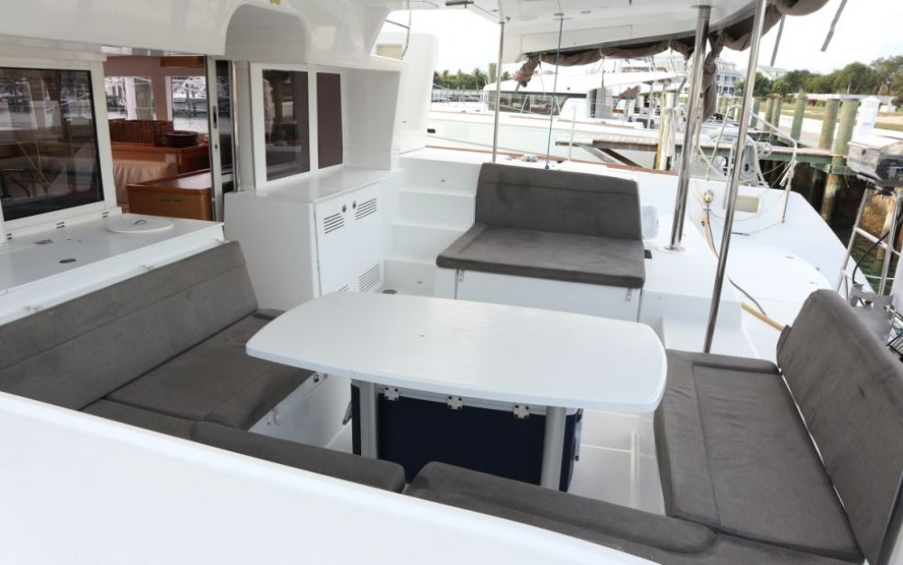 Rental yacht  - Lagoon Lagoon 450 on SamBoat
