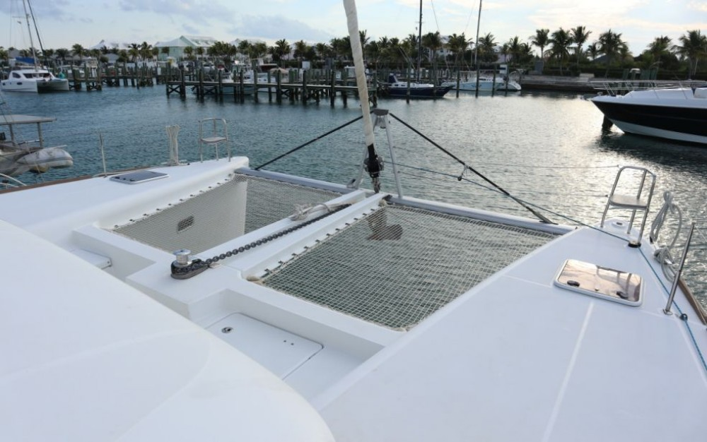 Rental Catamaran in  - Lagoon Lagoon 450