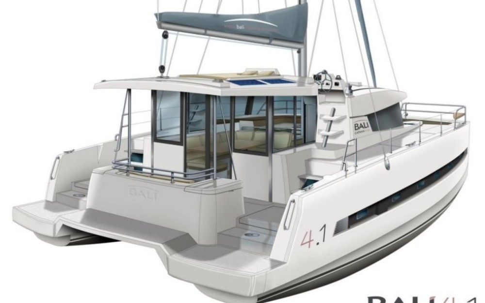 Boat rental Newport cheap Bali 4.1