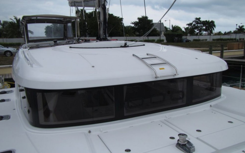 Boat rental Rouses Point cheap Lagoon 39