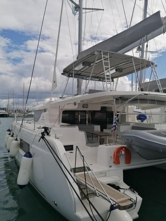 Rental Catamaran in Kontokali - Lagoon Lagoon 46