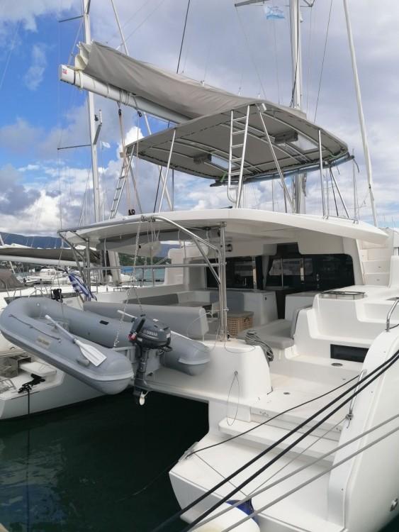 Rental yacht Kontokali - Lagoon Lagoon 46 on SamBoat