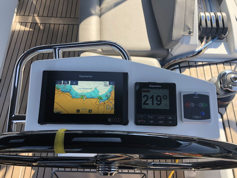 Boat rental  cheap Oceanis 46.1 ( A/C )