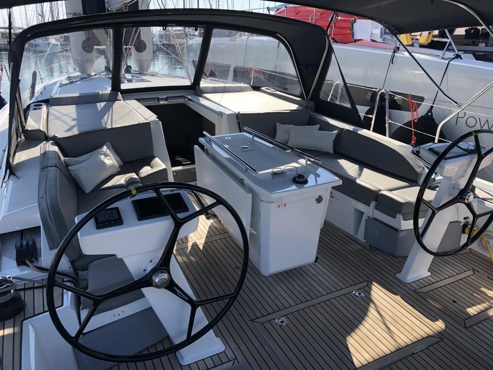 Rental yacht  - Bénéteau Oceanis 46.1 ( A/C ) on SamBoat