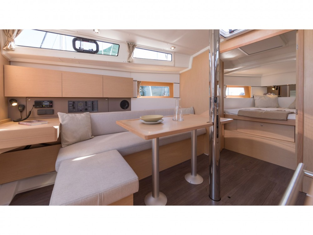 Boat rental Pula cheap Oceanis 381