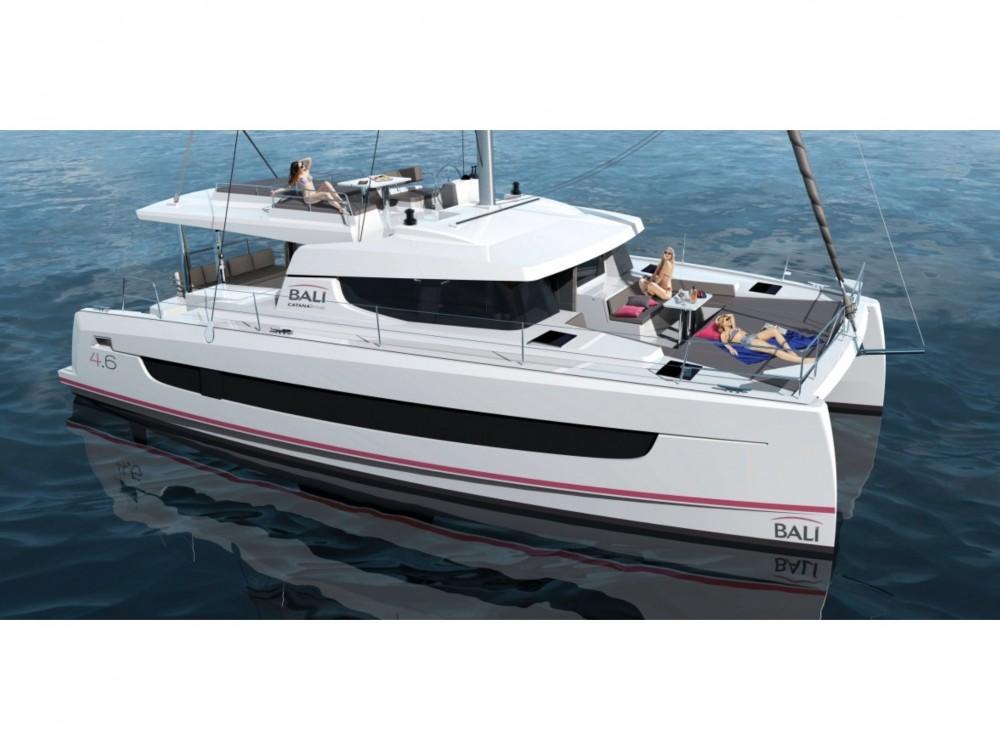 Rental yacht Capo d'Orlando - Bali Bali 4.6 Nadir on SamBoat