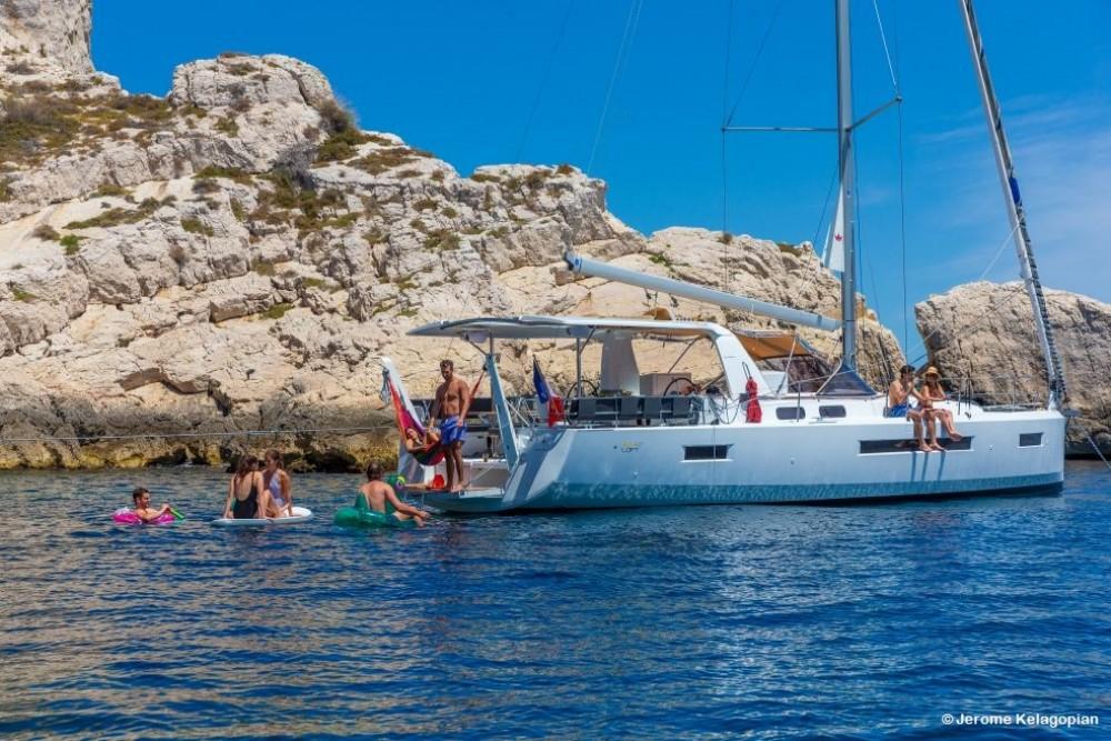 Rental Sailboat in Athens - Jeanneau Sun Loft 47