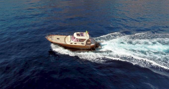 Boat rental Fratelli Aprea Sorrento 36 Hard Top in Positano on Samboat
