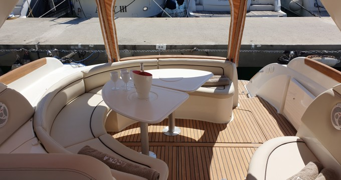 Boat rental Beaulieu-sur-Mer cheap Prestige 34 Open