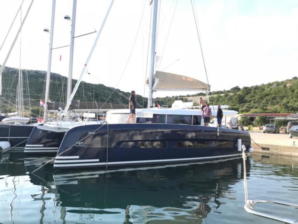Rental Catamaran in Primošten - Dufour Dufour 48 Catamaran