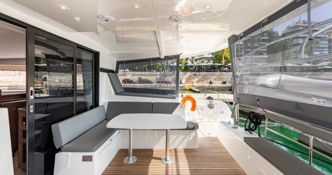 Boat rental Municipal Unit of Lefkada cheap Lagoon 42