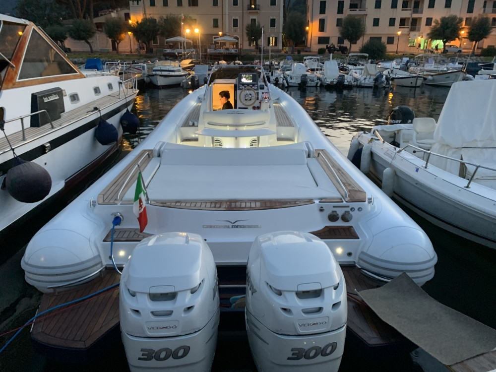 Hire RIB with or without skipper Magazzu San Vincenzo