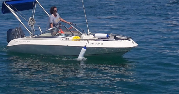 RIB for rent Fuengirola at the best price