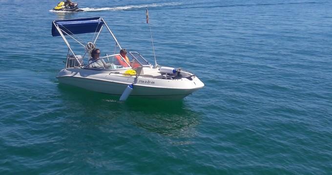Rent a MV Marine 740 Fuengirola