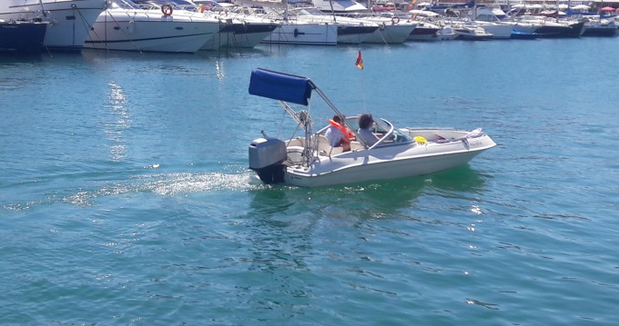 Boat rental Fuengirola cheap 740