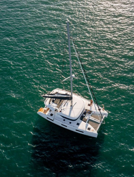 Boat rental Croatia cheap Lagoon 46 - 4 + 1 cab.