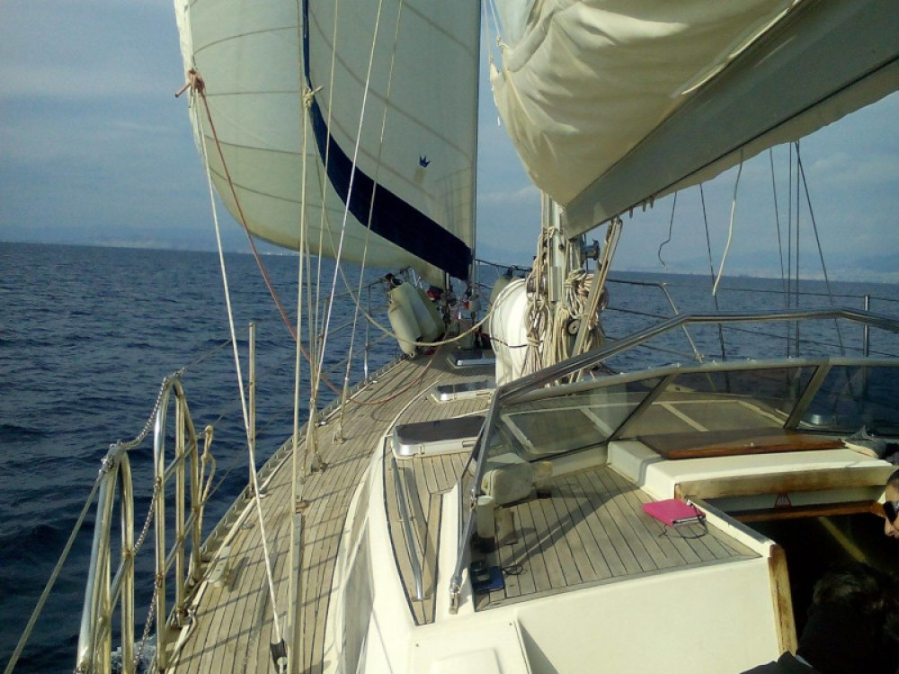 Boat rental Old Faliron cheap Freedom 58
