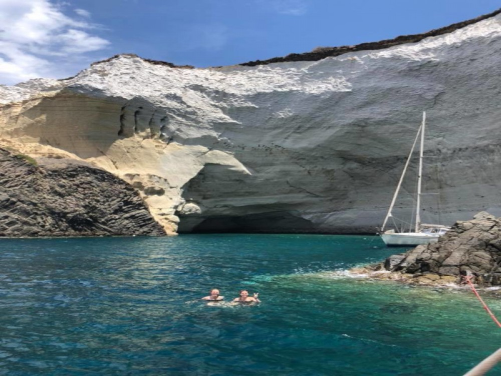 Sailboat for rent Old Faliron at the best price