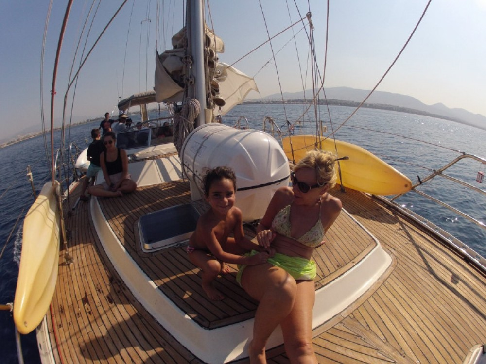 Hire Sailboat with or without skipper Atlantic Old Faliron