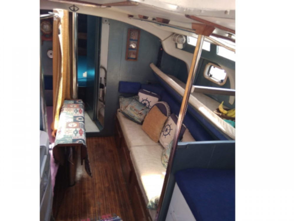 Rental Sailboat in Old Faliron - Jeanneau Jeanneau 41