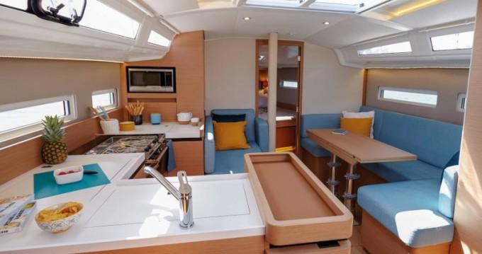 Rent a Jeanneau Sun Odyssey 410 Performance Tropea