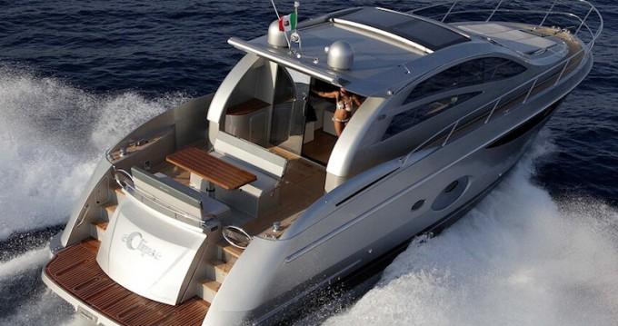 Rental Motorboat in Poltu Quatu - Blu Blu Martin 48 Ht