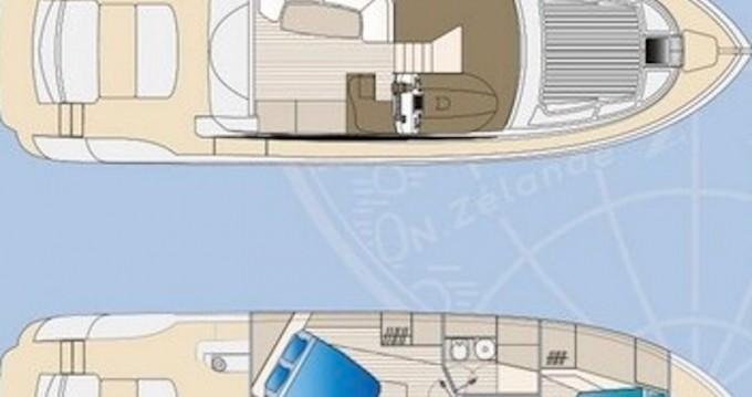 Hire Motorboat with or without skipper Blu Poltu Quatu