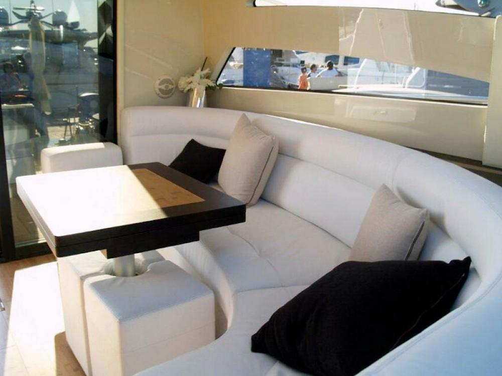Boat rental Blu Blu Martin 48 Ht in Lavagna on Samboat