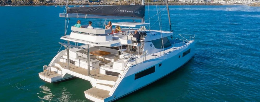 Rental yacht Key West - Robertson-Caine Leopard 45 on SamBoat
