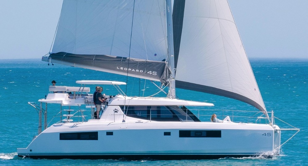 Boat rental Robertson-Caine Leopard 45 in Key West on Samboat