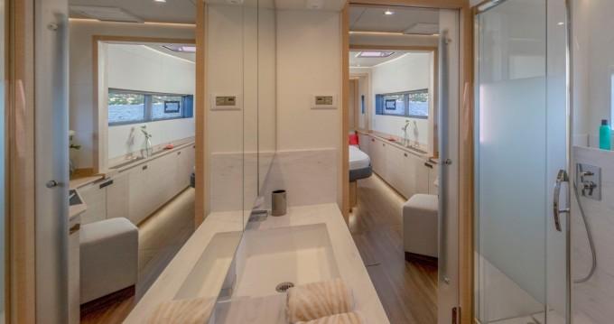 Rental yacht Athens - Fountaine Pajot Alegria 67 on SamBoat