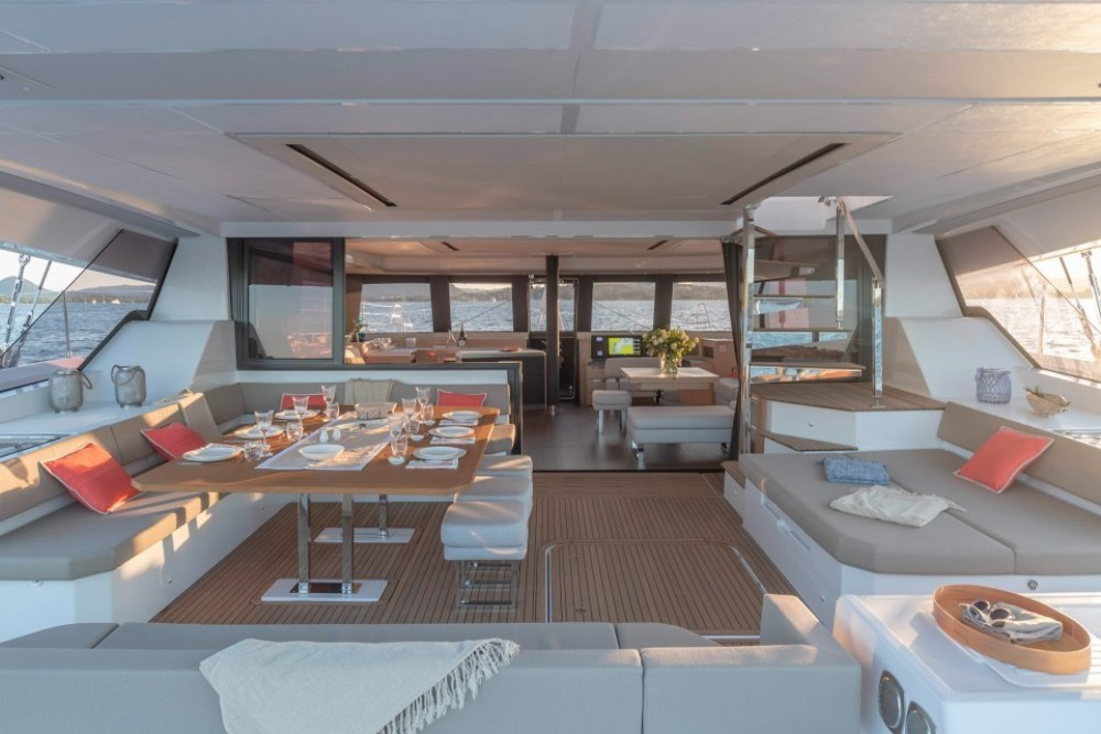 Fountaine Pajot Fountaine Pajot 67 Power between personal and professional Athens